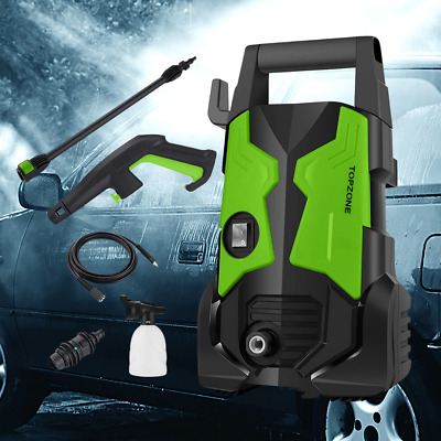 £89.89 • Buy Electric Pressure Washer High Power Jet 3000PSI/135 BAR Water Wash Patio Car UK