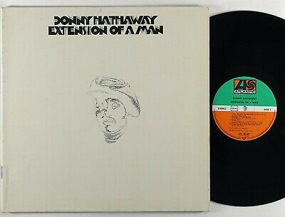 £5.82 • Buy Donny Hathaway  Extension Of A Man  LP Atlantic Germany