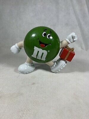 £3.99 • Buy Vintage 1991 Green M&M Mini Candy Dispenser Toy Sweets Collectable Chocolate