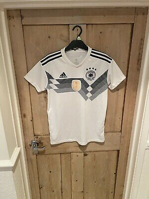 £0.99 • Buy Germany Football Shirt - 2018 Home - Small - Great Condition