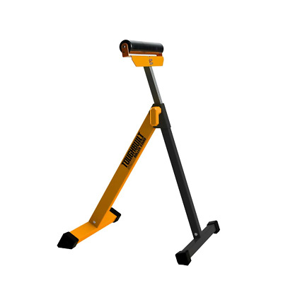 AU36.67 • Buy Roller Stand Work Support Carpenter Pipe Wood Level Saw Horse Folding Heavy Duty