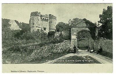 £1.25 • Buy Early Frith Postcard - Carisbrooke Castle - Isle Of Wight