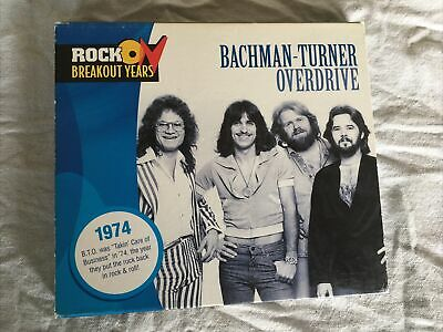 £1.99 • Buy Bachman-Turner Overdrive Takin' Care Of Business  PSM – 314 520 499-2