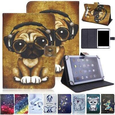 £11.99 • Buy Tablet Case Flip Stand Cover Universal For IPad Samsung Galaxy Lenovo 7'' 10.1