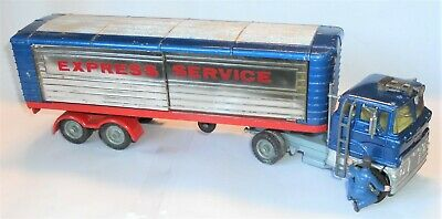 £17 • Buy Corgi Toys -  Ford Articulated Truck 'express Service' 1966-69
