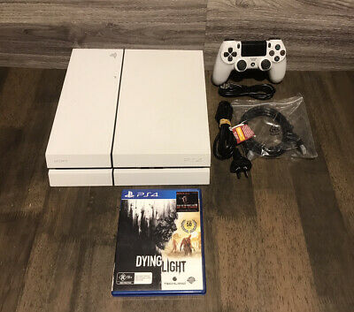 AU290 • Buy Sony PlayStation 4 500GB Console. With Controller, Cables & 1 Game. PS4