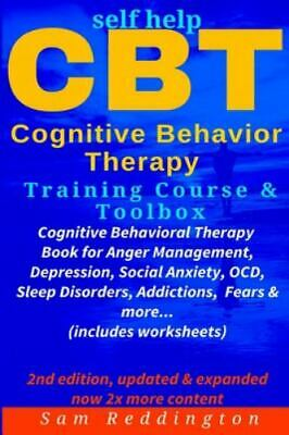 £11.77 • Buy Self Help Cbt Cognitive Behavior Therapy Training Course & Toolbox : Cognitiv...