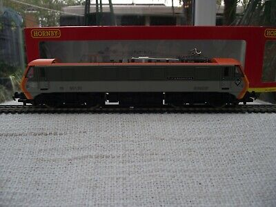 AU100.47 • Buy Hornby - 00 Gauge - BR (SNCF) Class 90 - Fretconnection - 90130 - Boxed