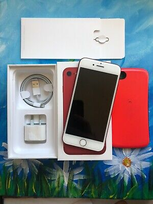 AU99 • Buy Apple IPhone 7 - 128g. Red Colour. Unlocked- AU Stock. Good Working