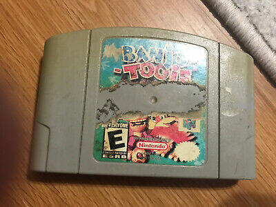 £18.85 • Buy Banjo Tooie N64 *Authentic, Tested*