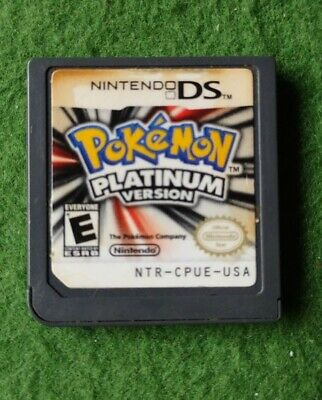 AU33.30 • Buy Pokemon Platinum Version (DS, 2009) TESTED - GAME ONLY