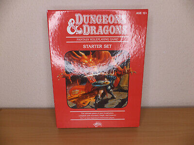 £19.99 • Buy Dungeons & Dragons Fantasy Roleplaying Game Starter Set Wizards Of The Coast 4th