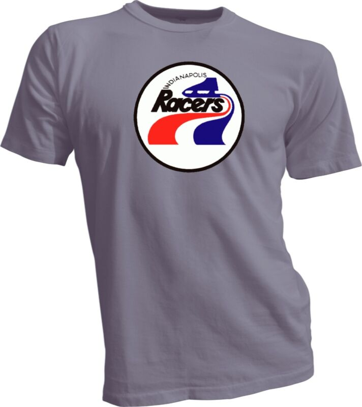 $19.99 • Buy INDIANAPOLIS RACERS DEFUNCT WHA HOCKEY VINTAGE STYLE T-SHIRT NEW Gretzky