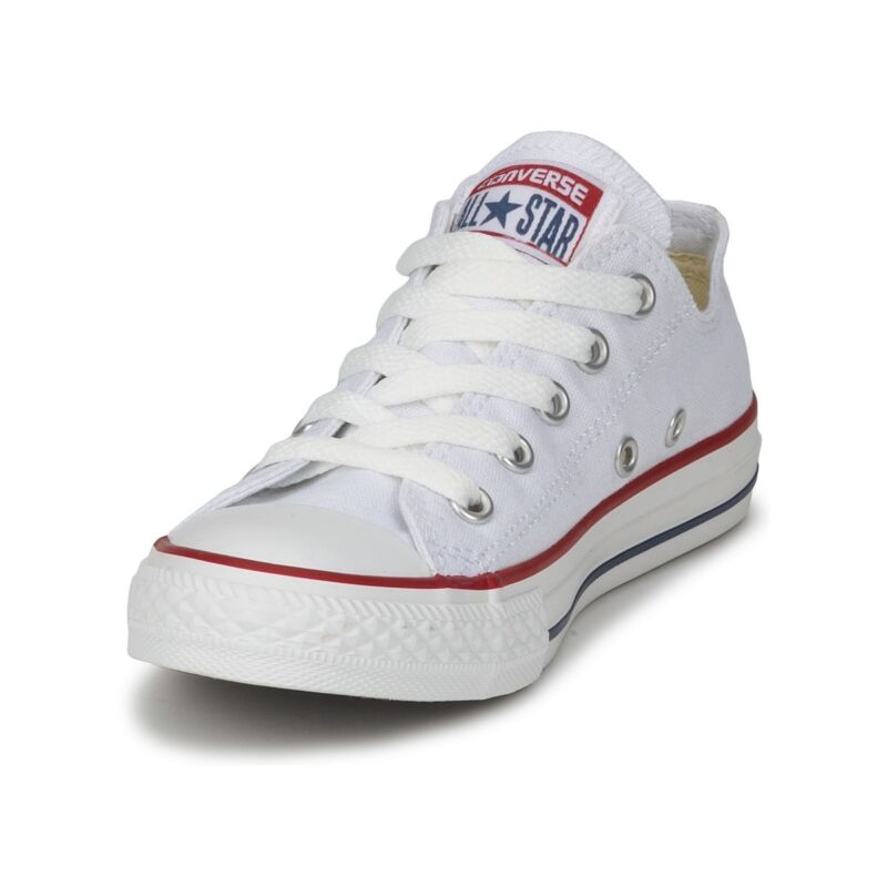 2converse bianche all star basse