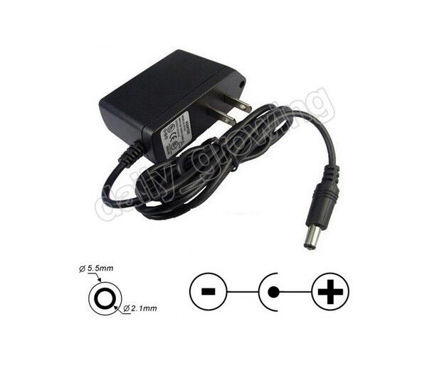 AC 100-240V To DC12V 1A 1000mA Switching Power Supply Converter Adapter US Plug • 4.99$
