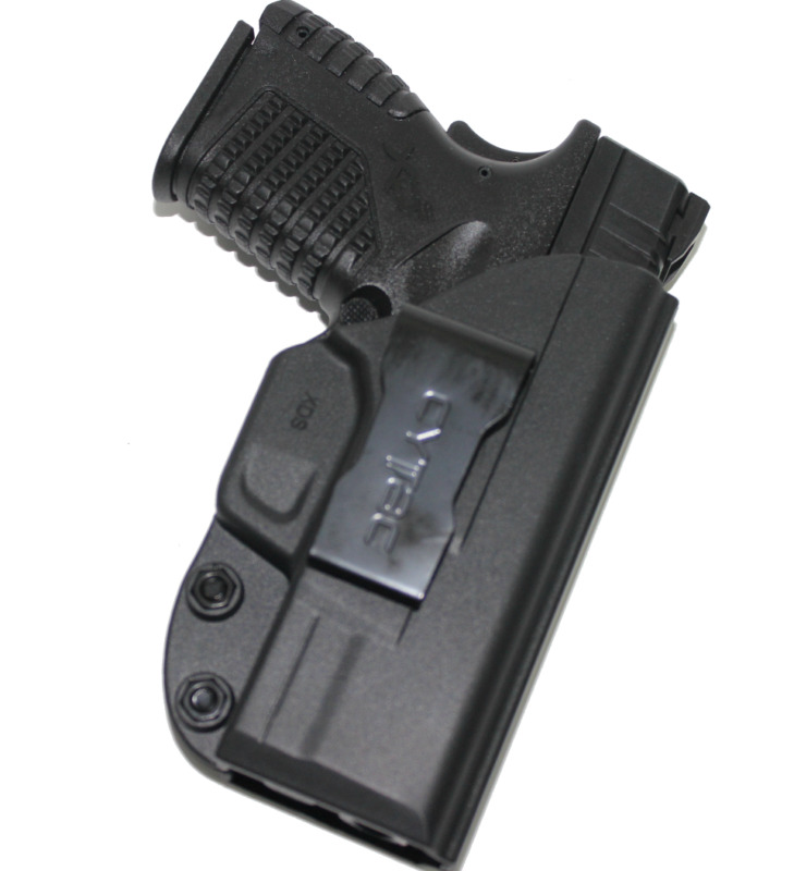 $18.50 • Buy For Springfield XDS 3.3  9mm/40/45 - Polymer IWB (Inside Waistband) Gun Holster