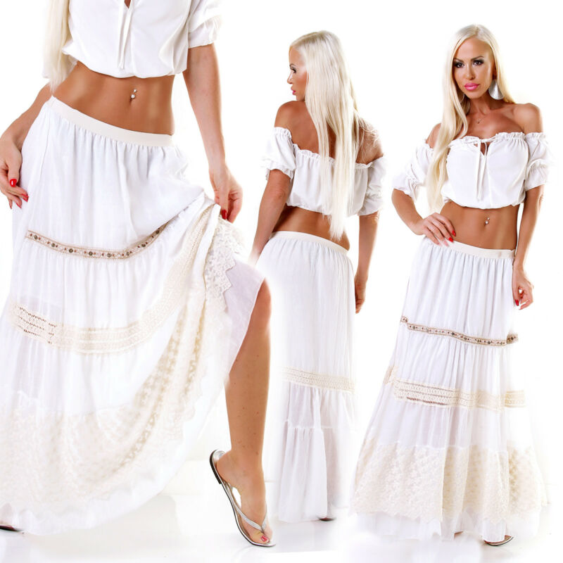 new concept 0dae3 62271 gonne lunghe gipsy