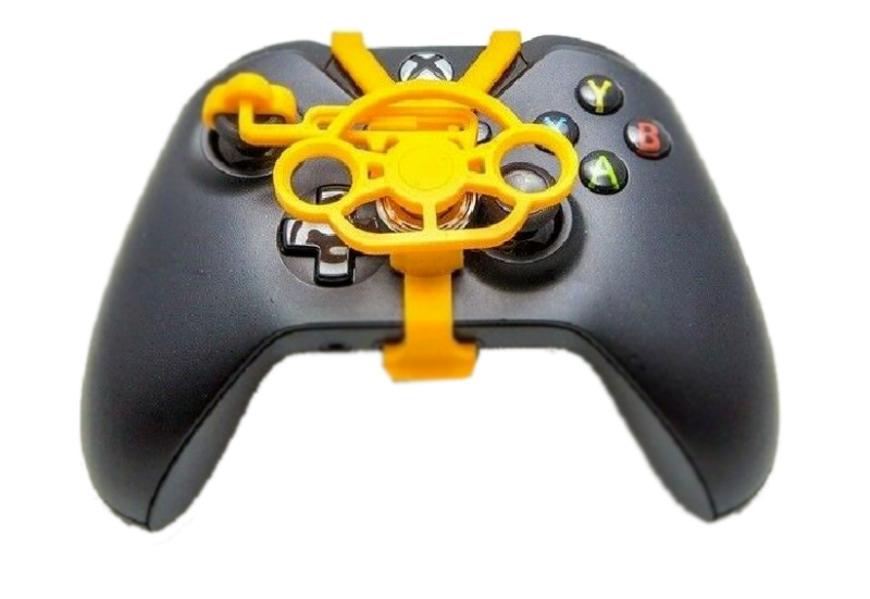 Xbox One Controller Mini Steering Wheel For Racing, Driving - Xbox One, X, S • 9.97$