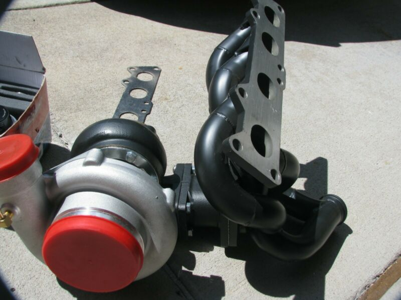 3SGTE SW20/ST205 3rd Gen T3 Turbo W/manifold And External Wastegate • 850$