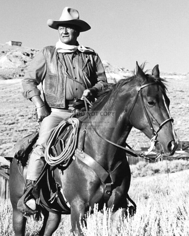 $7.54 • Buy John Wayne Legendary Actor - 8x10 Publicity Photo (sp229)