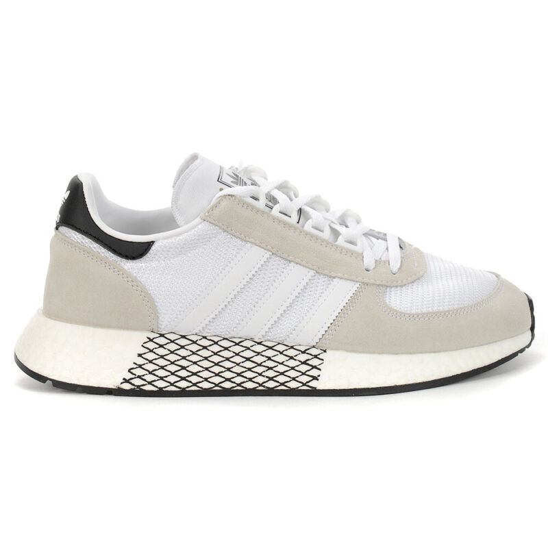 $ CDN119.99 • Buy Adidas Unisex Marathon Tech Cloud White/Cloud White/Core Black Shoes EE4925 NEW