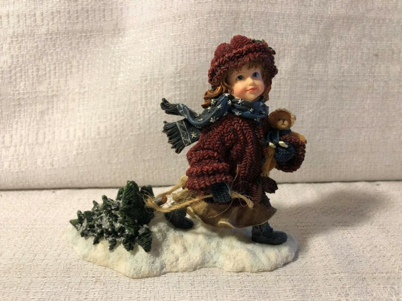 $59.95 • Buy Boyds Bear Yesterdays Child Dollstone Campbell Keeping Traditions Figurine 35029