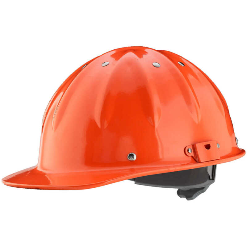 Forester Cap Aluminum Hard Hat Orange • 54.95$