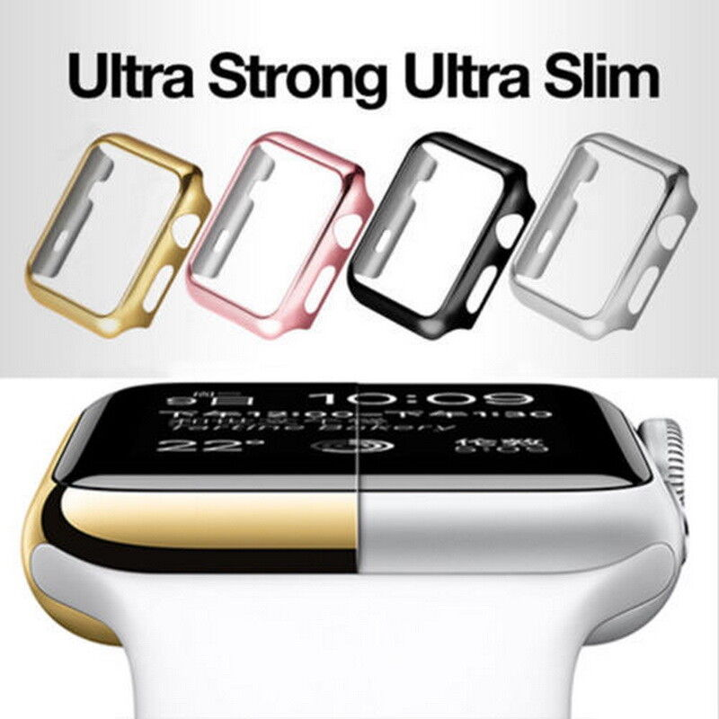 $ CDN2.62 • Buy IWatch Series 5 4 40/44mm For Apple Watch Case Protector Cover Protective Bumper