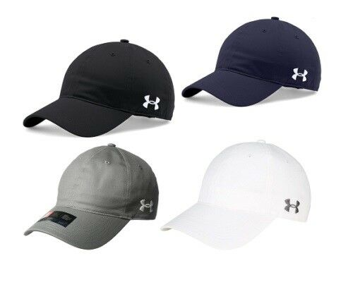 buy online 59882 a696b Under Armour Men s Baseball Cap Chino Relaxed Sport Hat Golf OSFM 1282140 •  14.99