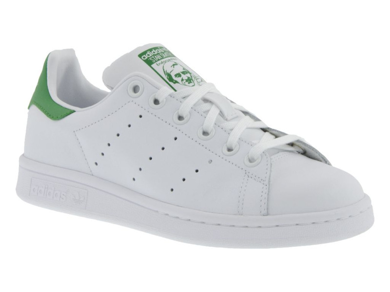 Adidas Stan Smith Donna Bianche E Verdi