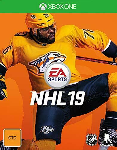 EA SPORTS NHL 19 Xbox One Gaming Playing Hockey League Gameplay Video Games • 84.97AU
