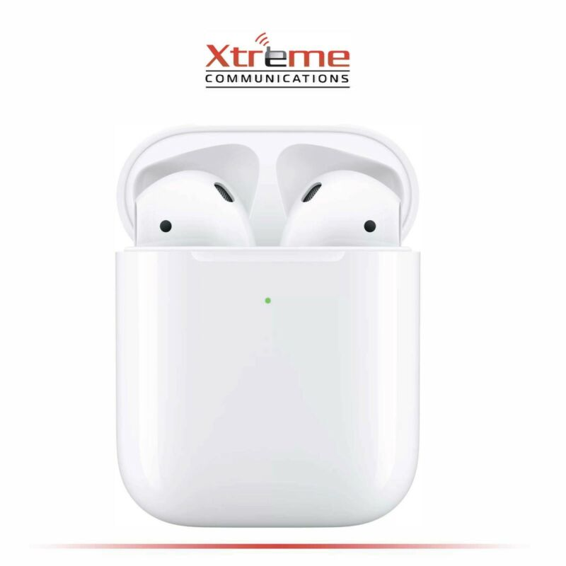 $ CDN273.64 • Buy Apple Airpods With Wireless Charging Case (2019)