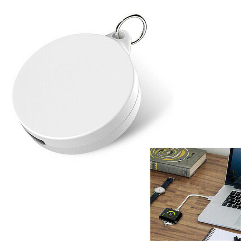 $ CDN5.56 • Buy Magnetic Wireless Watch Charger Keychain For Apple IWatch Series 5/4/3/2/1