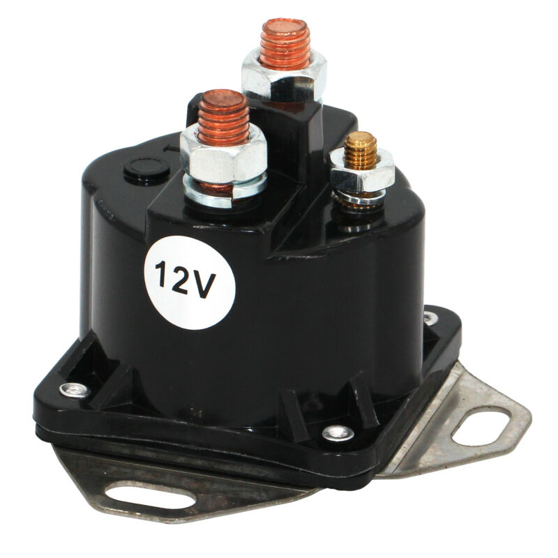 $14 • Buy Starter Solenoid Switch Relay E9TZ-11450-B For Ford Mustang F150 F250 F350