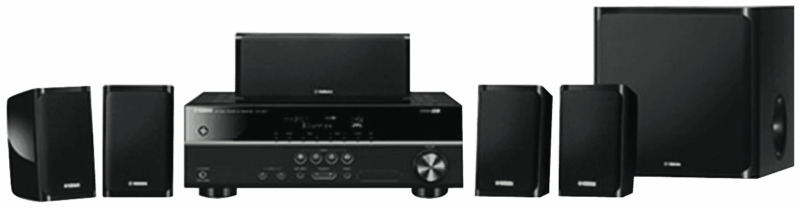AU399 • Buy NEW Yamaha YHT-1840B 5.1Ch Home Theatre Pack