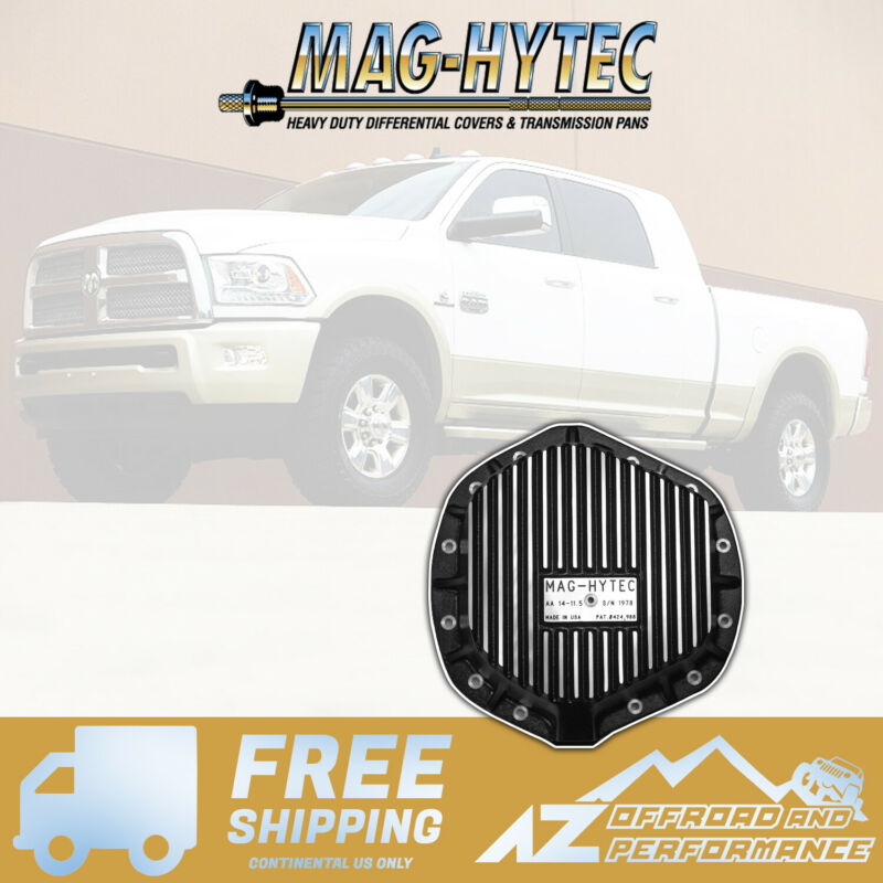 Mag Hytec Rear Differential Cover For 03-13 Dodge Ram Cummins 5.9L & 6.7L Diesel • 289.75$