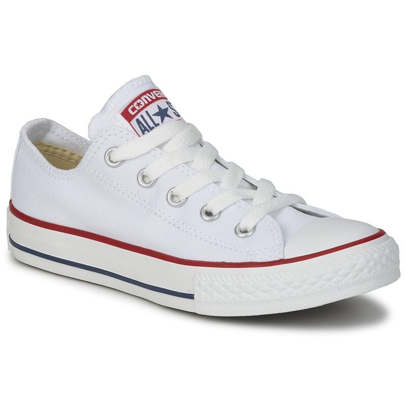 converse bianche chuck taylor