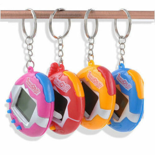 AU7.89 • Buy Tamagotchi Connection Virtual Cyber Pet Toy Gift Keyring Party Bag Fillers