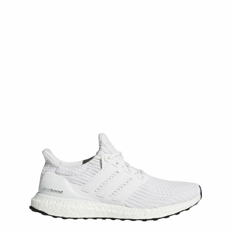 e952a9767bb8 Adidas Men s Adidas Ultra Boost 4.0 - NEW IN BOX - FREE SHIPPING - White  BB6168+