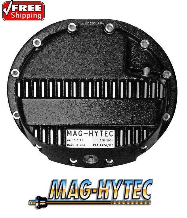 Mag Hytec Front Differential Cover Fits 2013-2018 Dodge Ram HD 2500 & 3500 Truck • 289.75$
