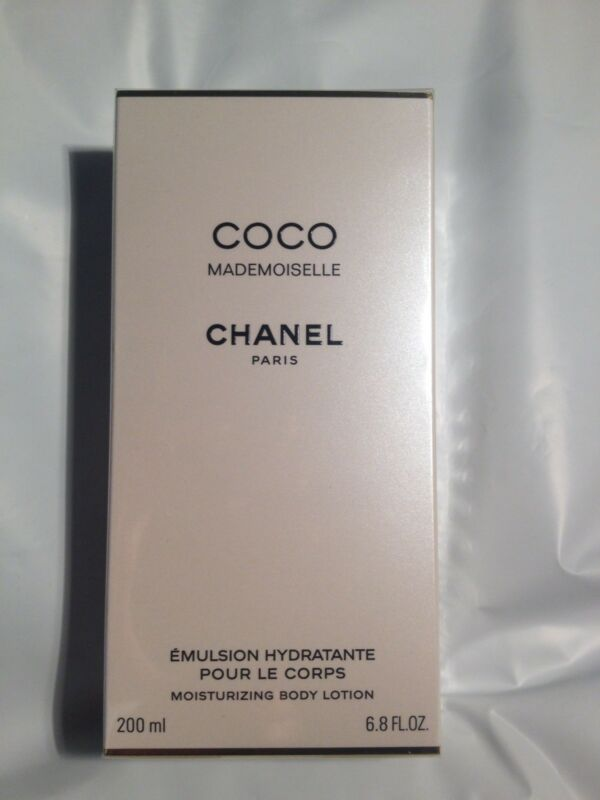 Chanel Coco Mademoiselle Moisturizing Body Lotion 6.8 Fl. Oz/ 200 Ml. • 59.80$