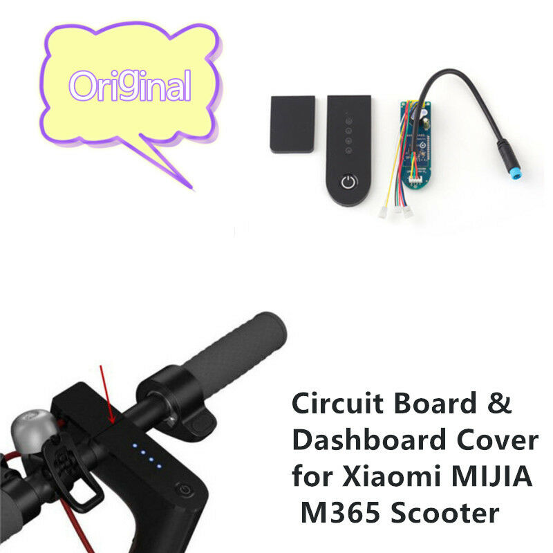 $19.99 • Buy Circuit Board  Dashboard Cover For Xiaomi M365 Circuit Board Replacement