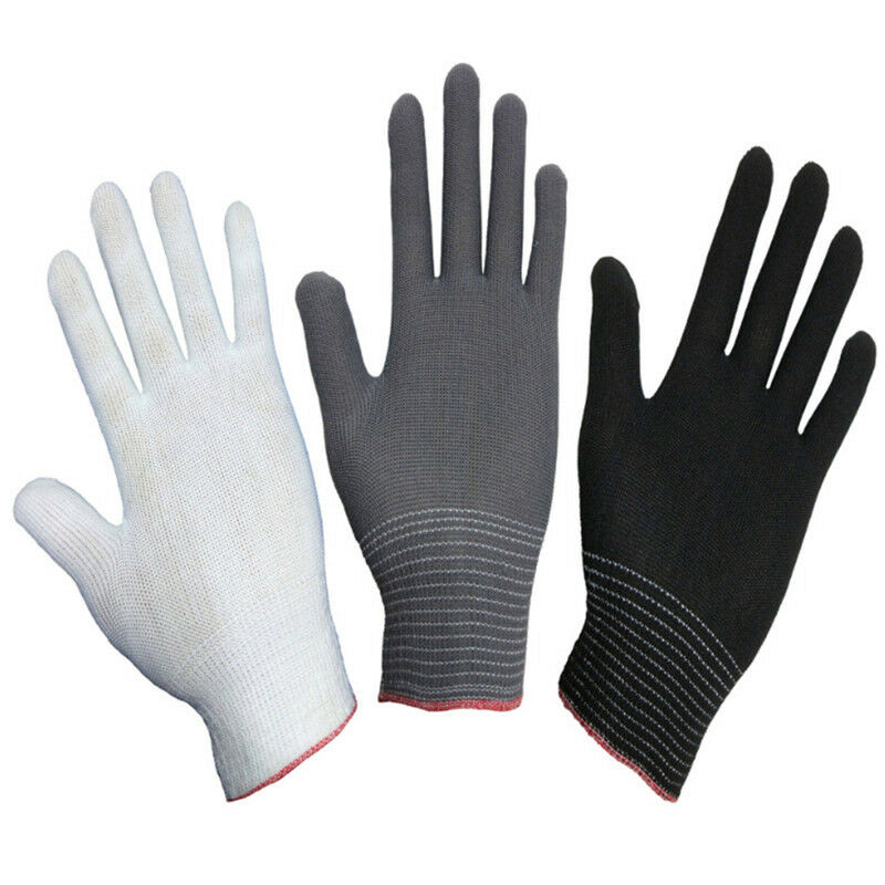 $6.80 • Buy 2Pair Anti Static Antiskid Gloves PC Computer Phone Repair Electronic Labor  G0
