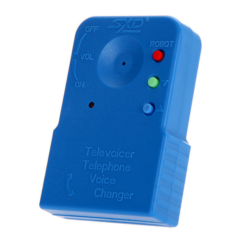 microphone voice changer