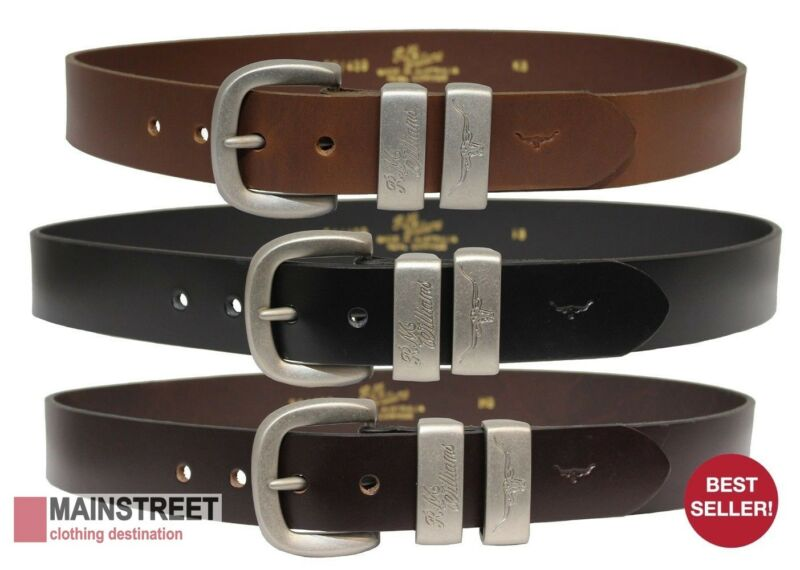 AU89.99 • Buy RM Williams Leather Work Belt - RRP 119.99 - FREE EXPRESS POST