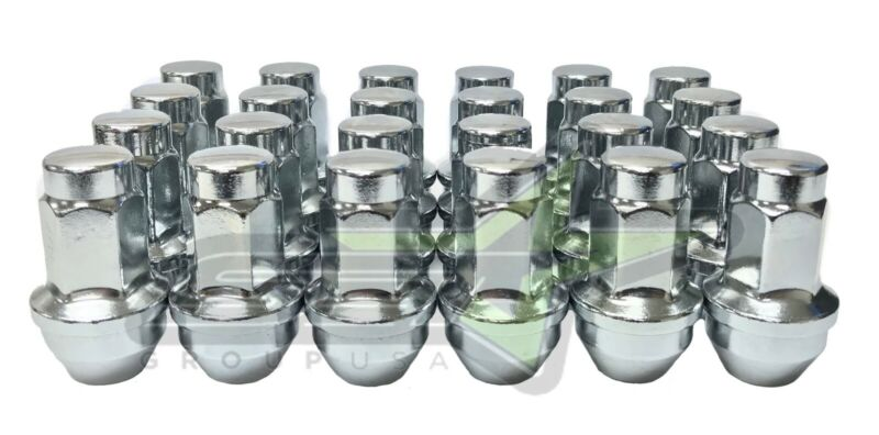 2004-2014 Ford F-150 OEM Factory Style Replacement Lug Nuts 14x2.0 Chrome • 34.15$