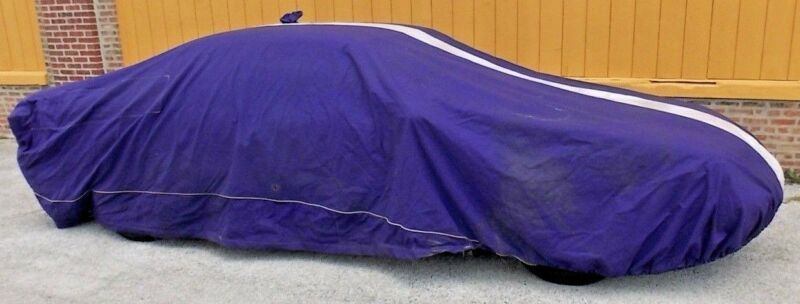 $419.99 • Buy Nascar Car Cover Purple Fits Up To 110  Wheel Base Cars Drag Race Xfinity Cra