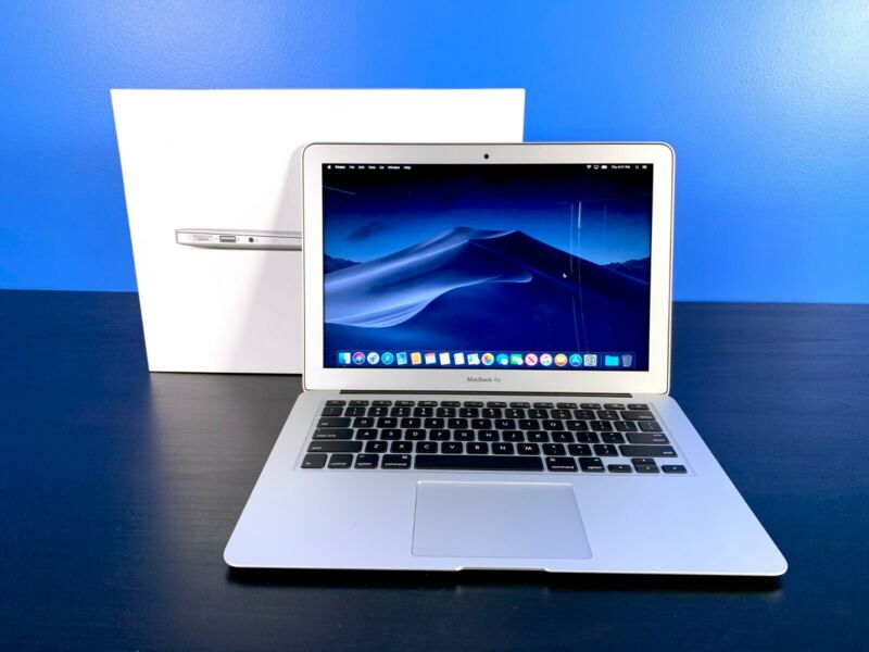 $739 • Buy Apple MacBook Air 13 / 2017-2018 / Core I7 2.2Ghz / 8GB / 512GB SSD / Warranty