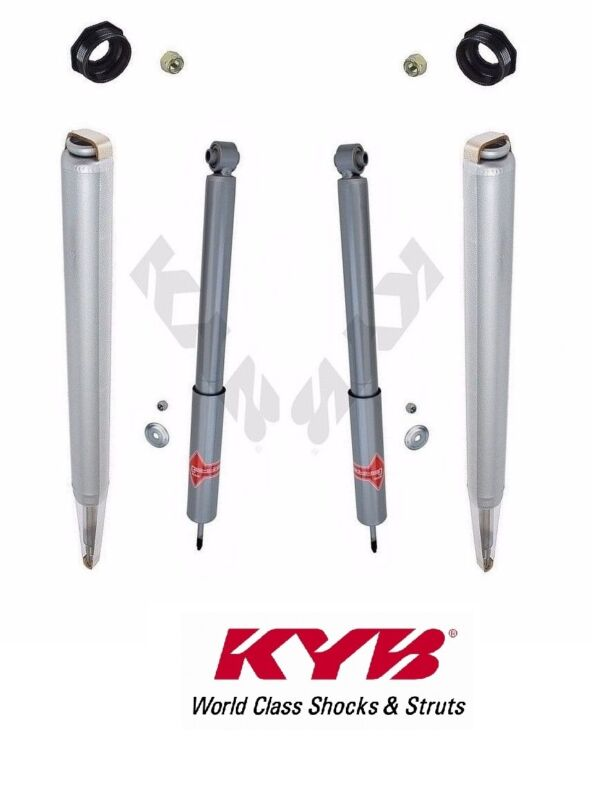 KYB 4 SHOCKS For BMW E30 318i 325i 325is M3 325e 85 86 87 To 1991-364021 KG4539 • 134.93$