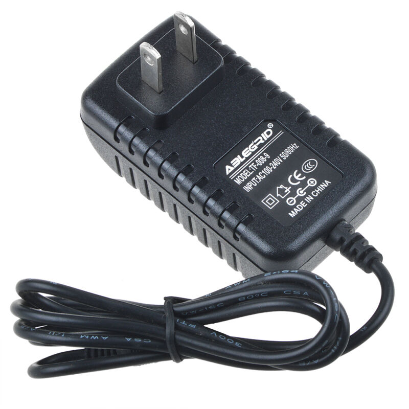 $13.99 • Buy AC Adapter For Casio Casiotone MT-52 MT-30 MT-25 Keyboard Piano Power Supply PSU